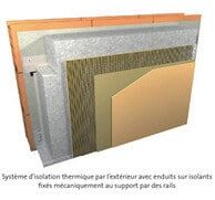 isolation ext rieure polystyr ne reims comment r aliser une ite en polystyr ne expans. Black Bedroom Furniture Sets. Home Design Ideas