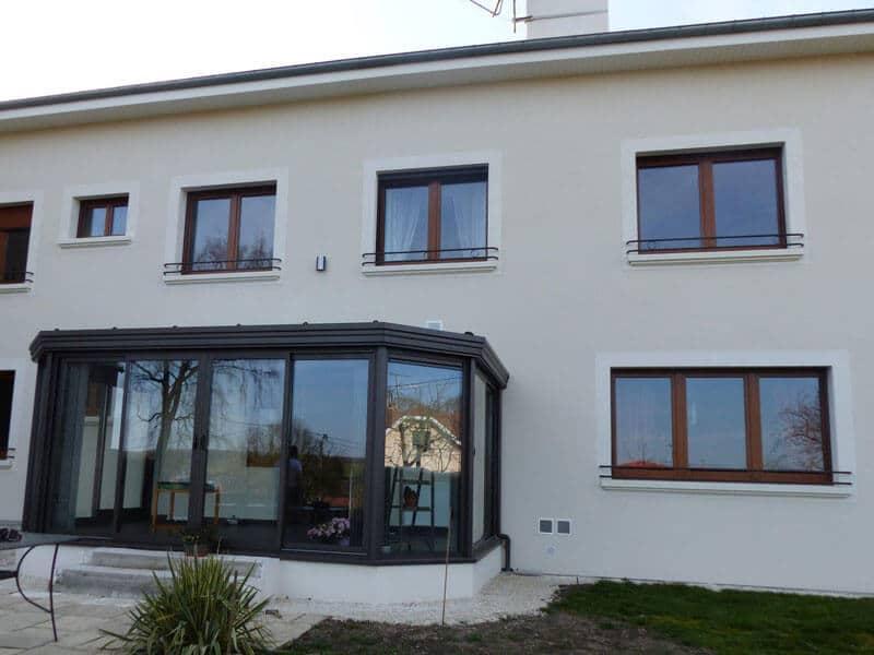 Enduiest traitement humidite ravalement facades champagne reims 01 enduiest champagne - Ravalement de facade prix ...